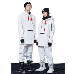 Women's John Snow Unisex Nasa Space Winter Snow Jacket & Pants