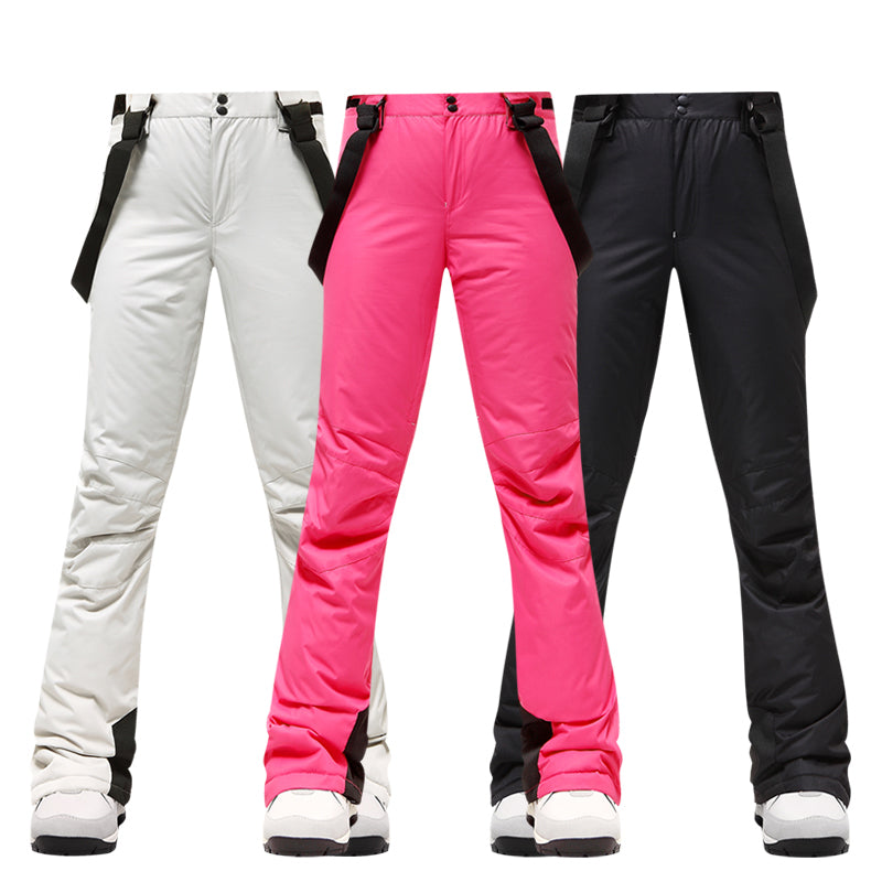 Women's Mutu Snow 10k Waterproof Highland Bib Snow Pants