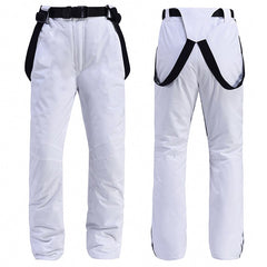 Men's Waterproof Winter Skye Outdoor Snow Pants Ski Bibs