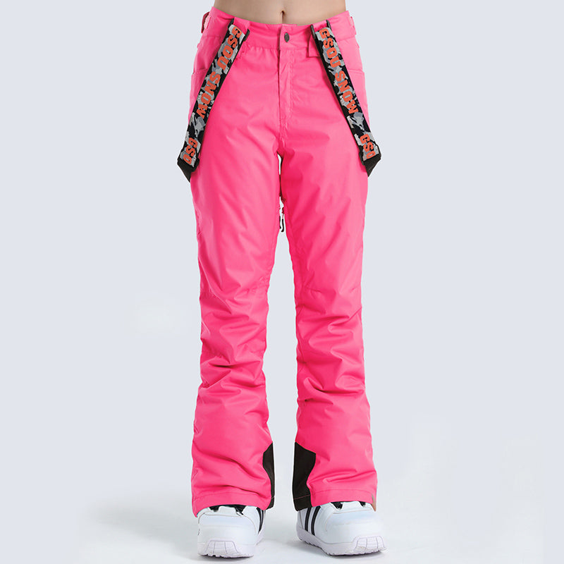Women's Gsou Snow 10k Highland Bib Ski Pants