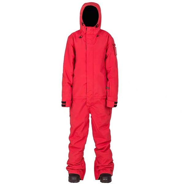 Women's Doorek Superb One Piece Ski Jumpsuit Winter Snowsuits
