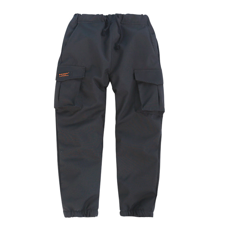 Boy's Blue Magic Mountain Outdoor Winter Snowboard Ski Pants