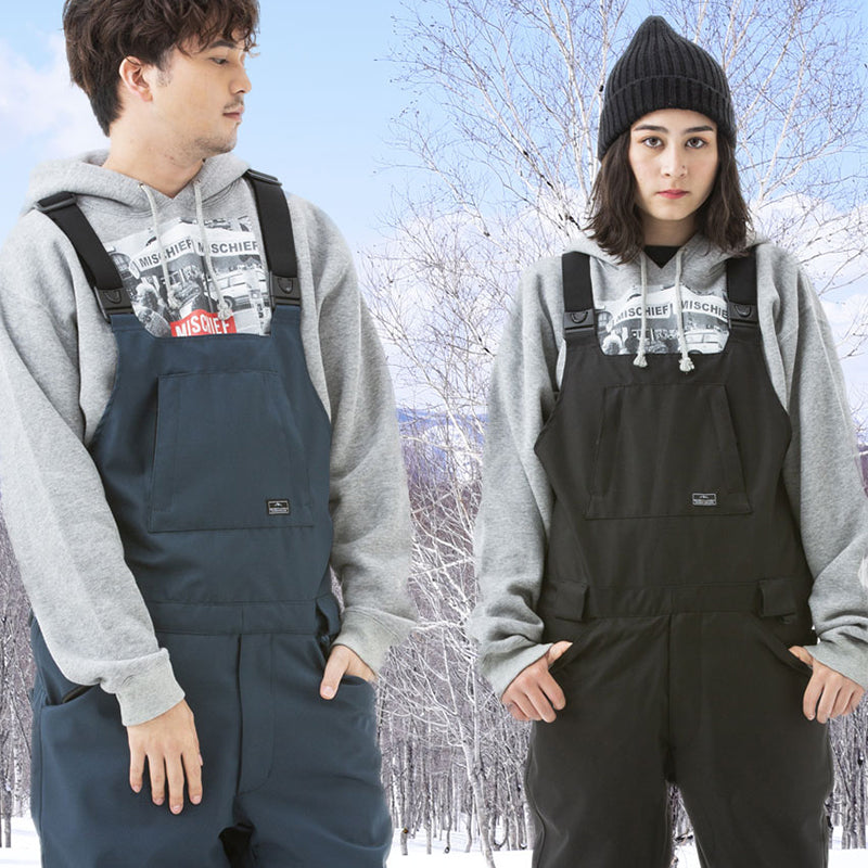 Japan Secret Garden Unisex Ski Snowboard Bib Pants