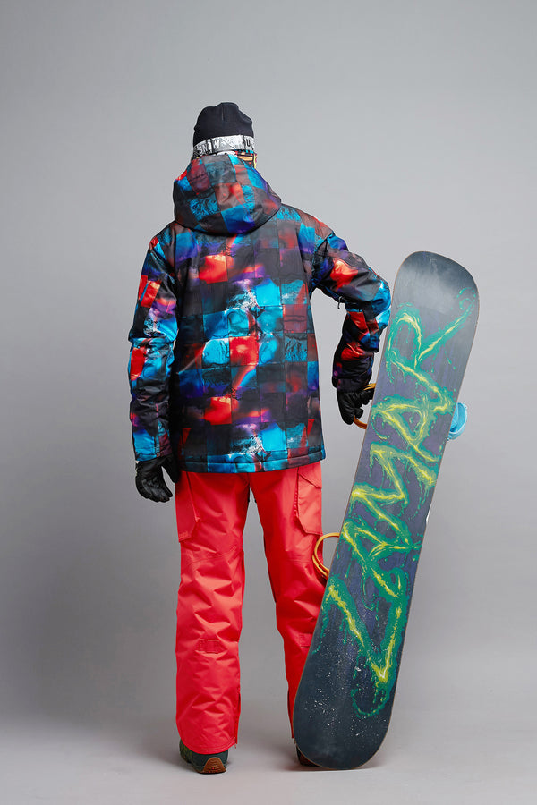 Men's Gsou Snow Mountain Pioneer Snowboard Suits - Jacket + Pants Set