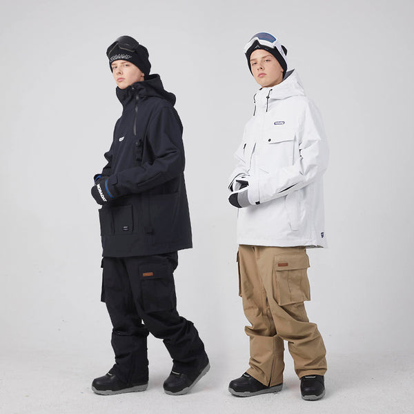 Men's Nobaday Cargo Winter Outdoor Snow Pants