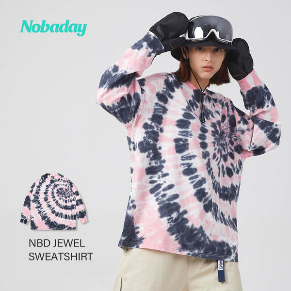 Women's Nobaday Outdoor Sports Peacock Sweatshirt