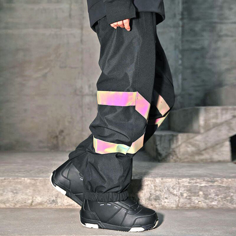 Men's Unisex Doorek Superb Neon Winter Snow Pants