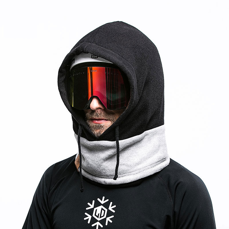 Unisex LD Ski Fleece Neck Warmer Ski/Snowboard Face Mask