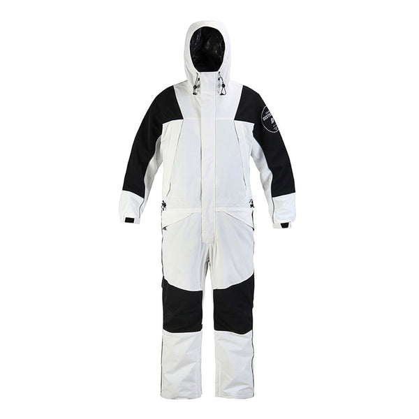 Mountain Destroyer Snowshred One Piece Ski Suits Winter Snowsuits-Snowverb