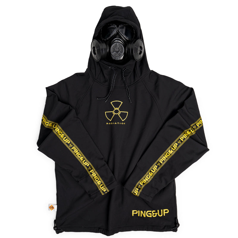 Men's Pingup Unisex Breaking Bad Season Snowboard Hoodie