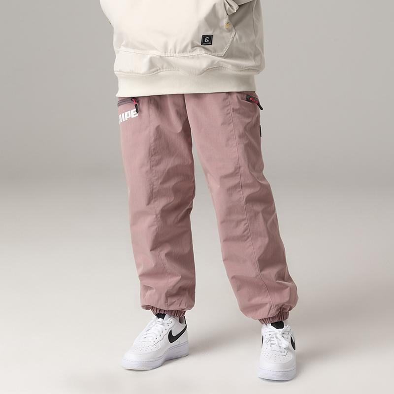 Women's Searipe Unisex Street Fashion Winter Snow Pants