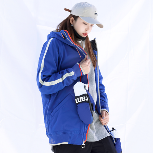 Women's Doorek Old School Outdoor Snow Jacket