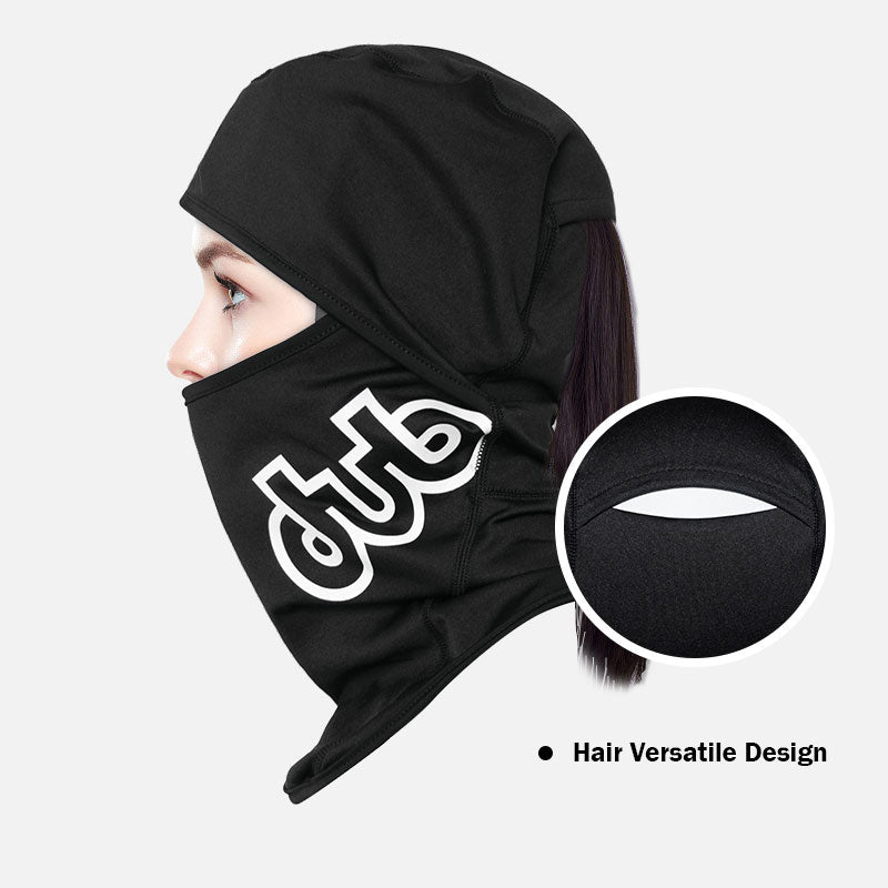 Unisex Dub DryTech Hooded Facemask
