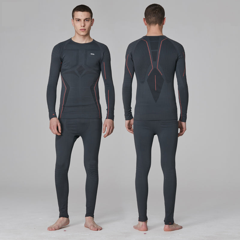Men's Nandn Lightweight Tech Functional Baselayer Set