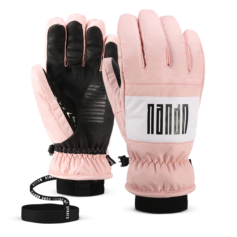 Women's Nandn Winter All Weather Snowboard Gloves