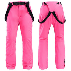 Women's Arctic Queen Winter Skye Outdoor Snow Pants Ski Bibs