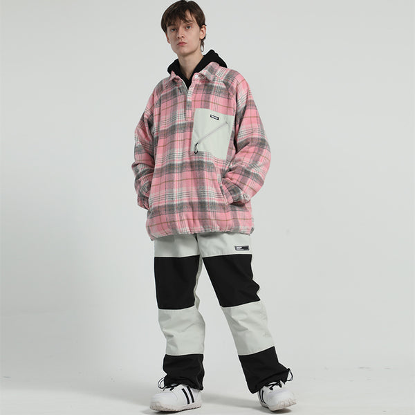 Mens Gsou Snow Brighton Winter Fun Mountain Snowsuits Set