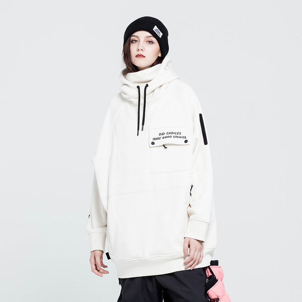 Nobaday NBD Winter Sports Never Been Done Dope Snow Hoodie