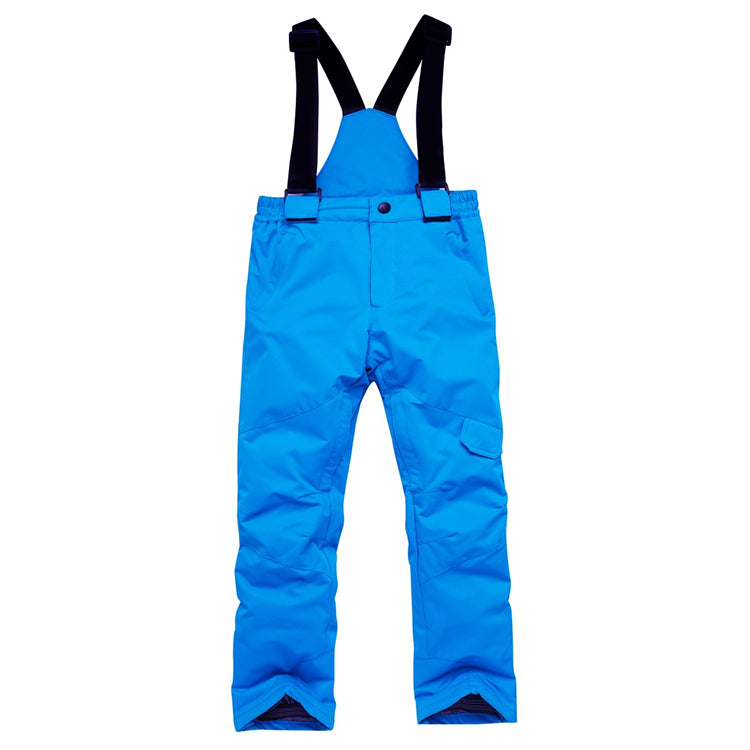 Boy & Girls Unisex Arctic Queen Winter Bibs Ski Snowboard Pants
