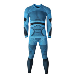 Men's Gsou Snow Winter Warmers Fleece Thermal Baselayer Set