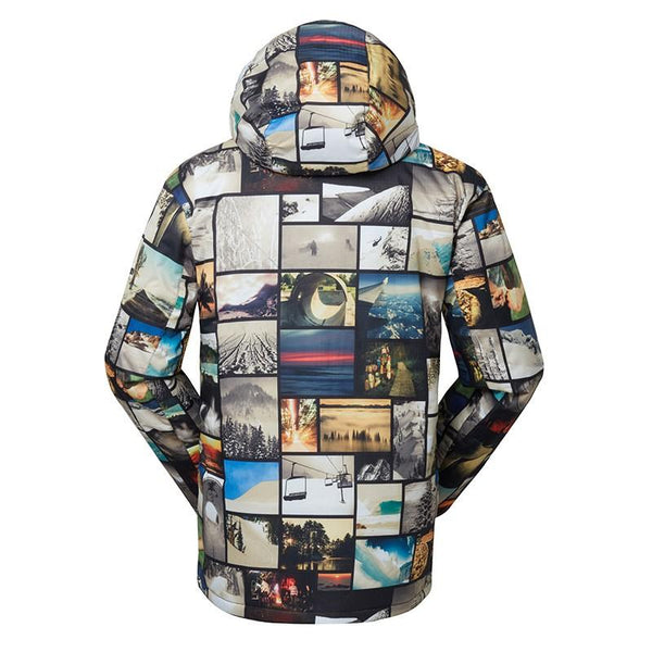 2019 St. Anton Austria Best Memory Recorded Ski Snowboard Jacket