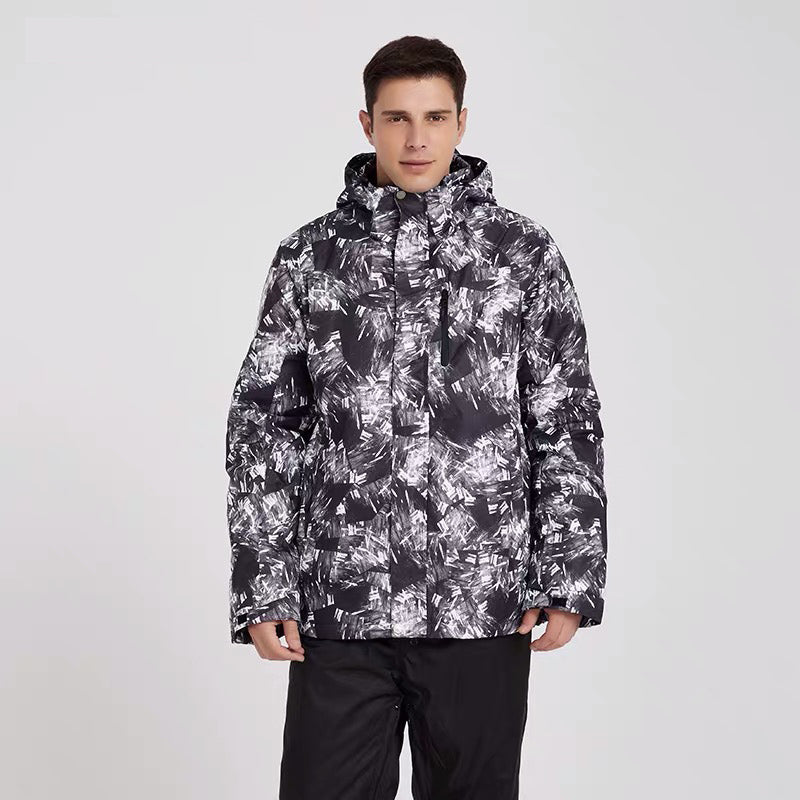 Men's Mutu Snow Beast Waterproof Insulated Ski Jacket