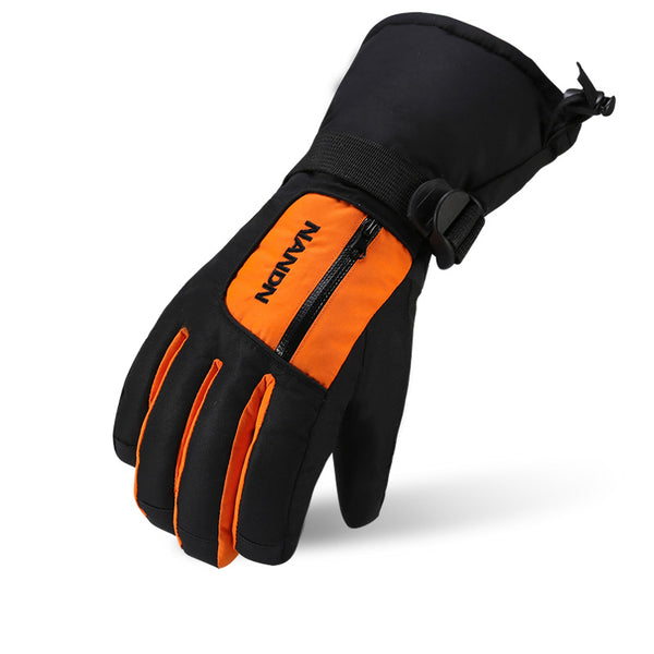 Kid's Nandn Winter Waterproof Outdoor Snow Gloves