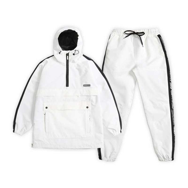 Nandn Two Pieces Snowboard Suit - Jacket & Pants Set