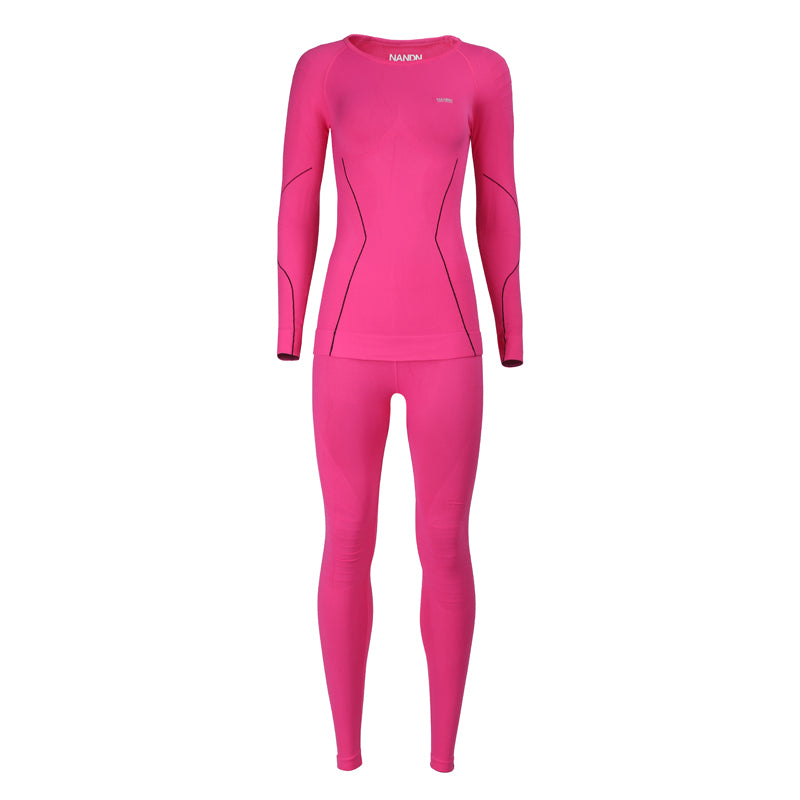 Women's Nandn Lightweight Tech Functional Base Layer Set