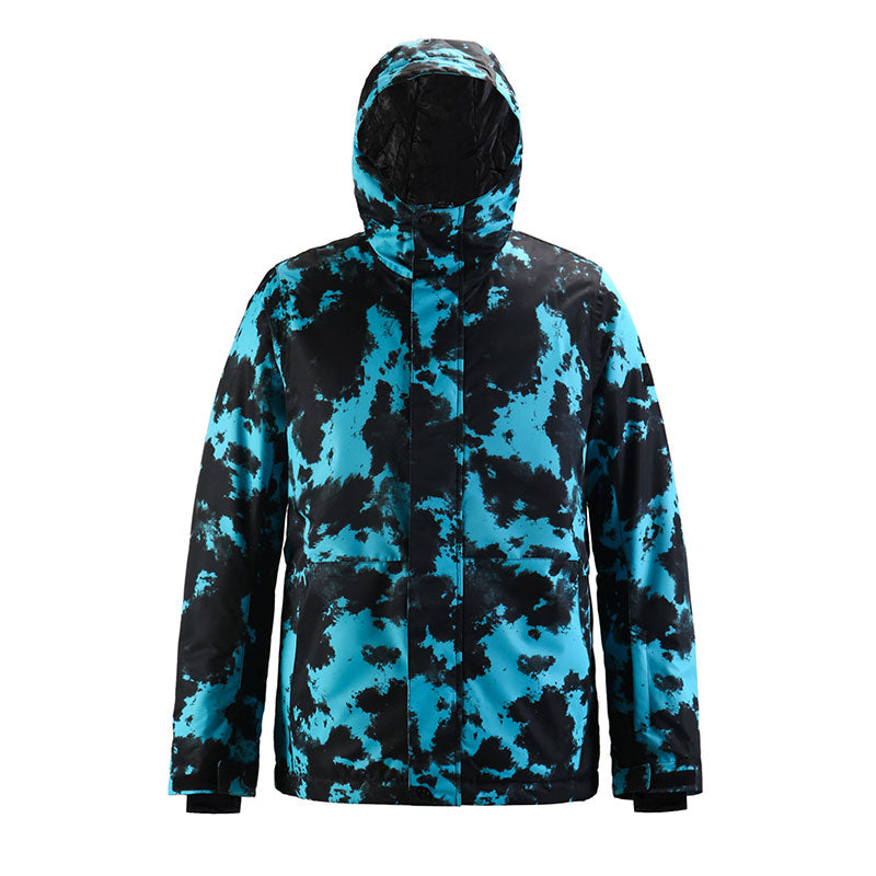 Men's SMN Bring On The Snow Freestyle Winter Ski Snowboard Jacket