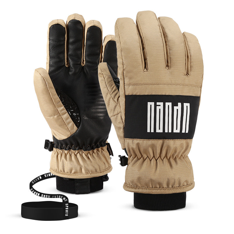 Men's Nandn Winter All Weather Snowboard Gloves