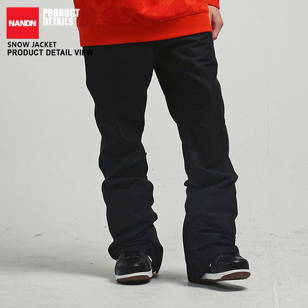 Nandn High Performance Ski/Snowboard Pants - Couple Style