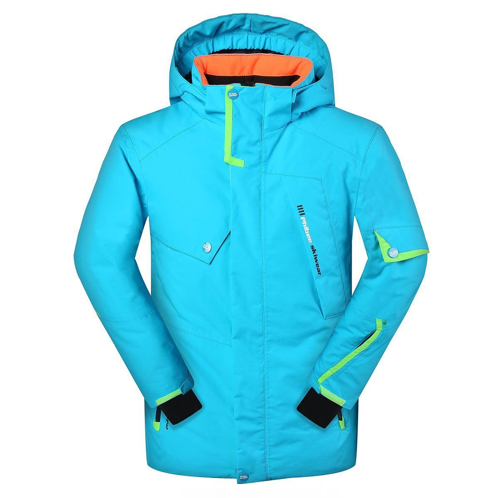 Boy's Phibee Boundary Line Winter Sportswear Waterproof Ski Jacket
