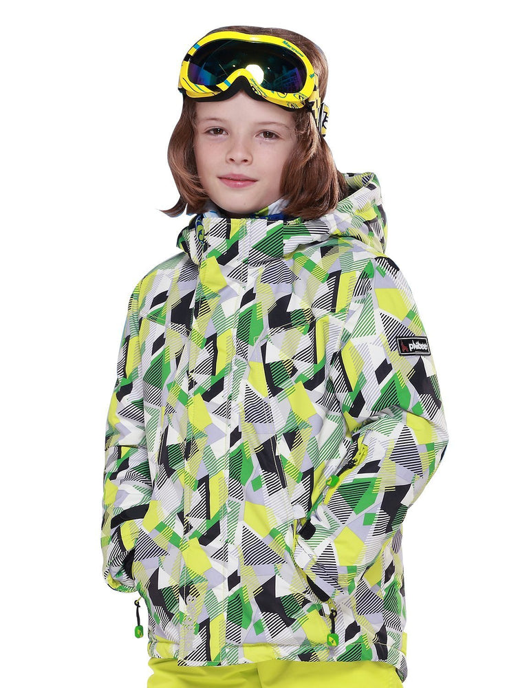 Boy's Phibee Freefall Winter Sportswear Waterproof Ski Jacket