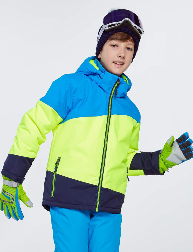 Boy's Phibee Mountain Powder Bowl Sportswear Waterproof Ski Jacket
