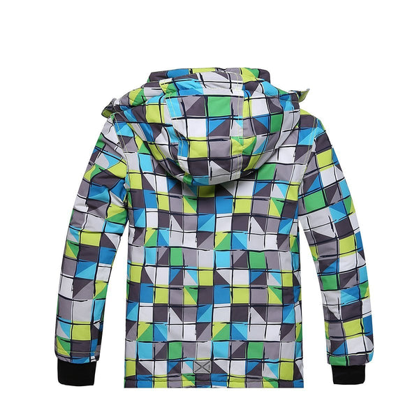 Boy's Phibee Slopestar Winter Sportswear Waterproof Snow Jacket - snowverb