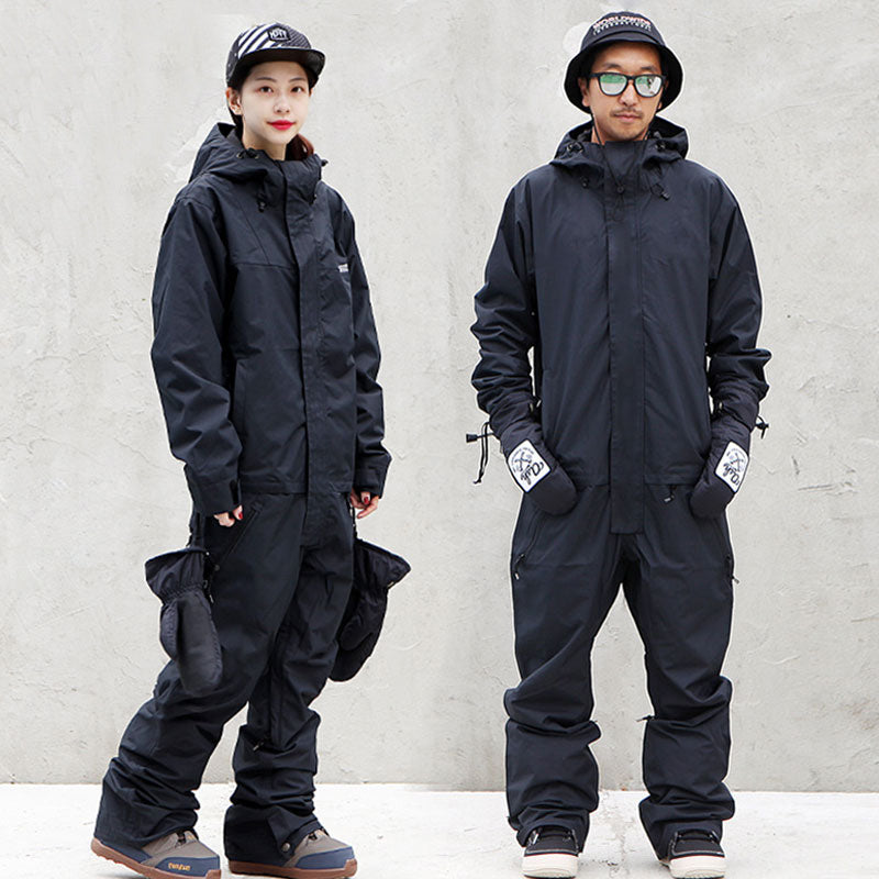 Men's Doorek Superb One Piece Ski Suits Winter Snowsuits