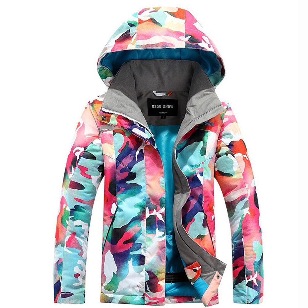 Girls Gsou Snow Fairytale 10k Ski Jacket