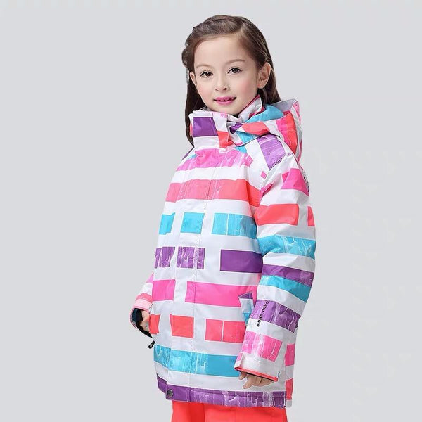Girls Gsou Snow Premier 10k Snowboard Jacket - snowverb