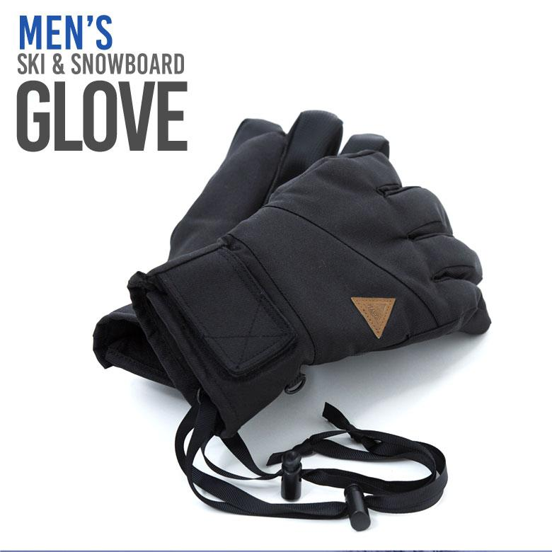 Vento Men's Snowboard & Ski Gloves