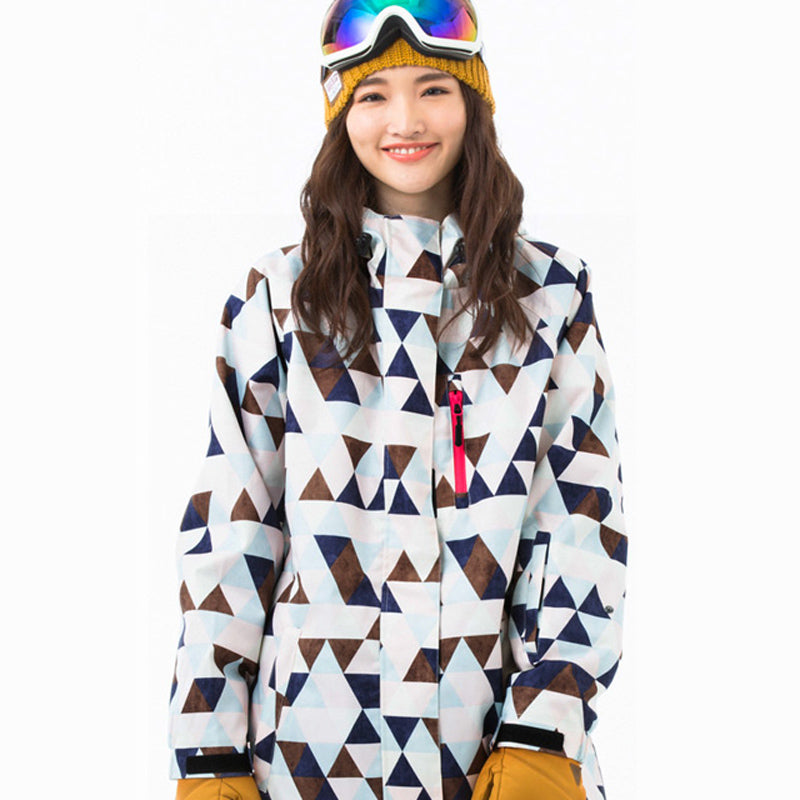 Japan Activersion Women's Awesome In Snow Winter Functional Snowboard Jacket