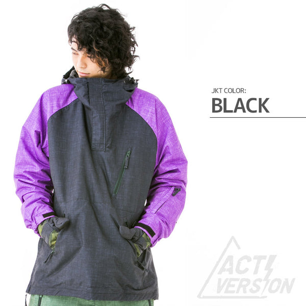 Japan Activersion Unisex Snowboard Wear For All Snowboarder