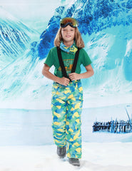 Kid's Phibee Freedom Insulated Waterproof Snow Pants