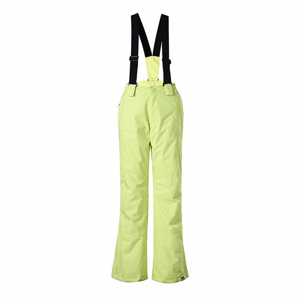 Kid's Tyrol Waterproof Ski Pants Snowboard Bib - snowverb