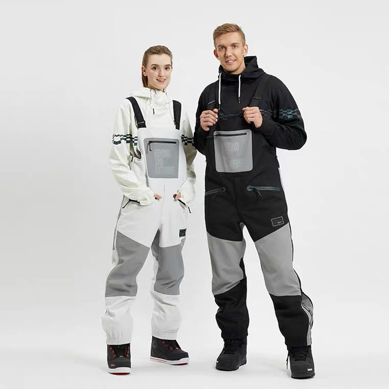 Women's LD Ski Beyond The Extreme Functional Overalls Bib Snow Pants