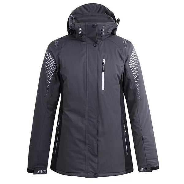 Men's Alpine Action Omni-Heat Ski Jacket - snowverb