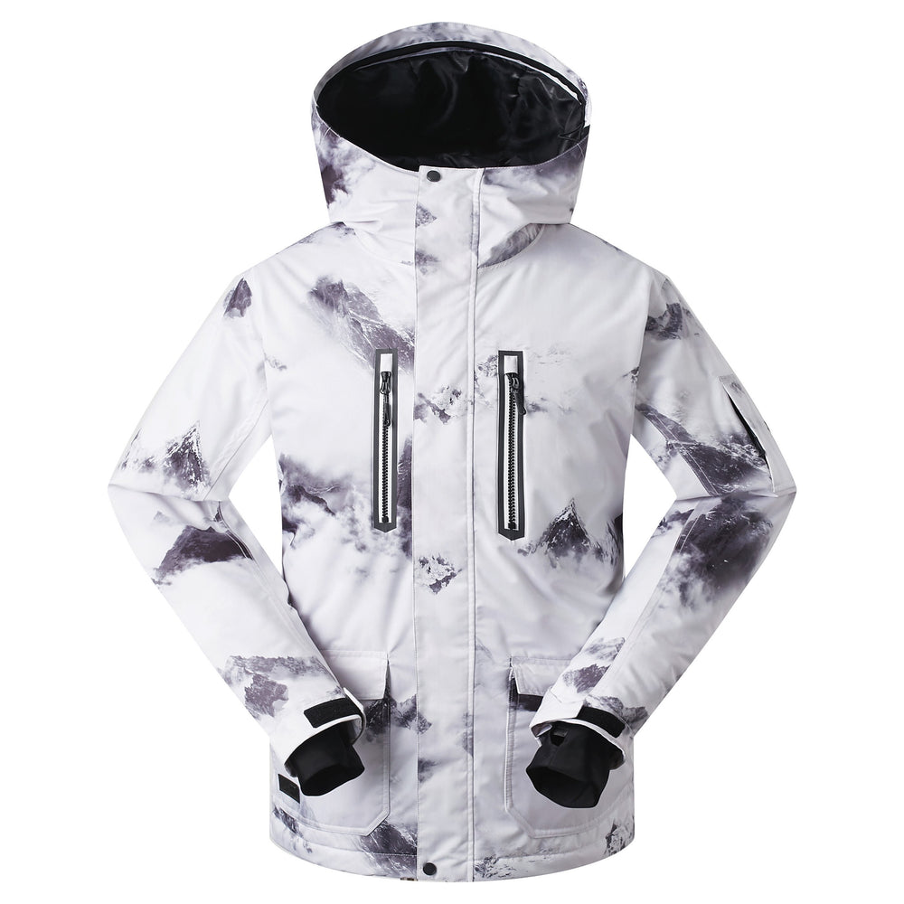 Men's Gsou Snow 15k Outdoor Creation Snowboard Jacket