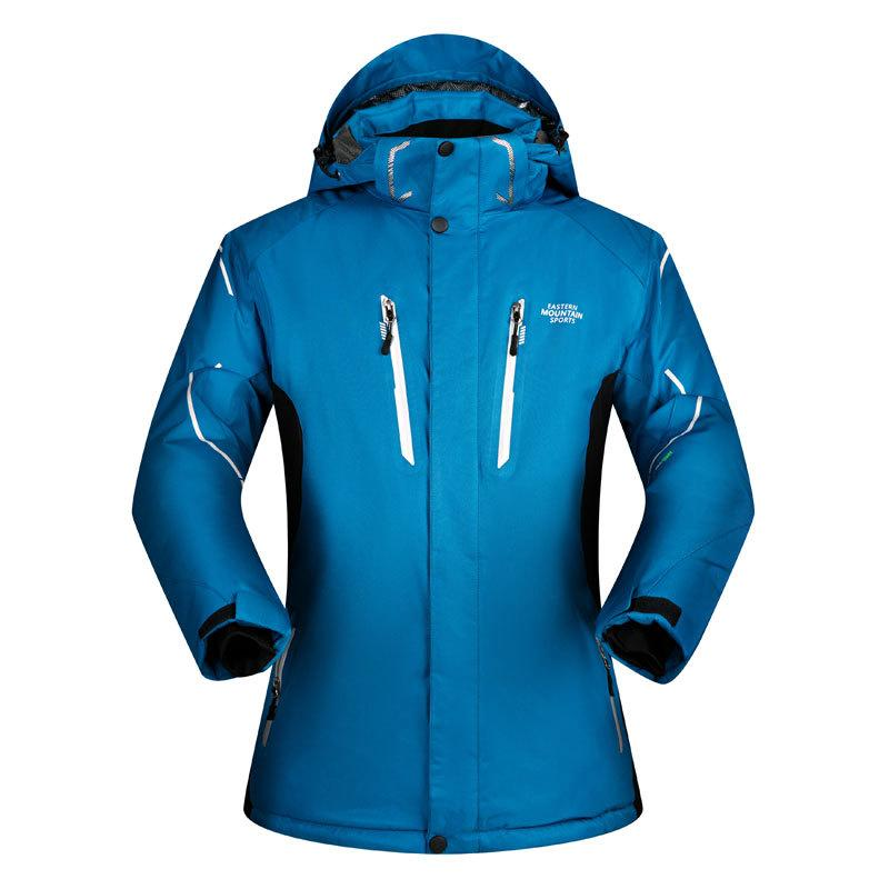 Men's Mountain Sports Waterproof Insulated Ski Jacket