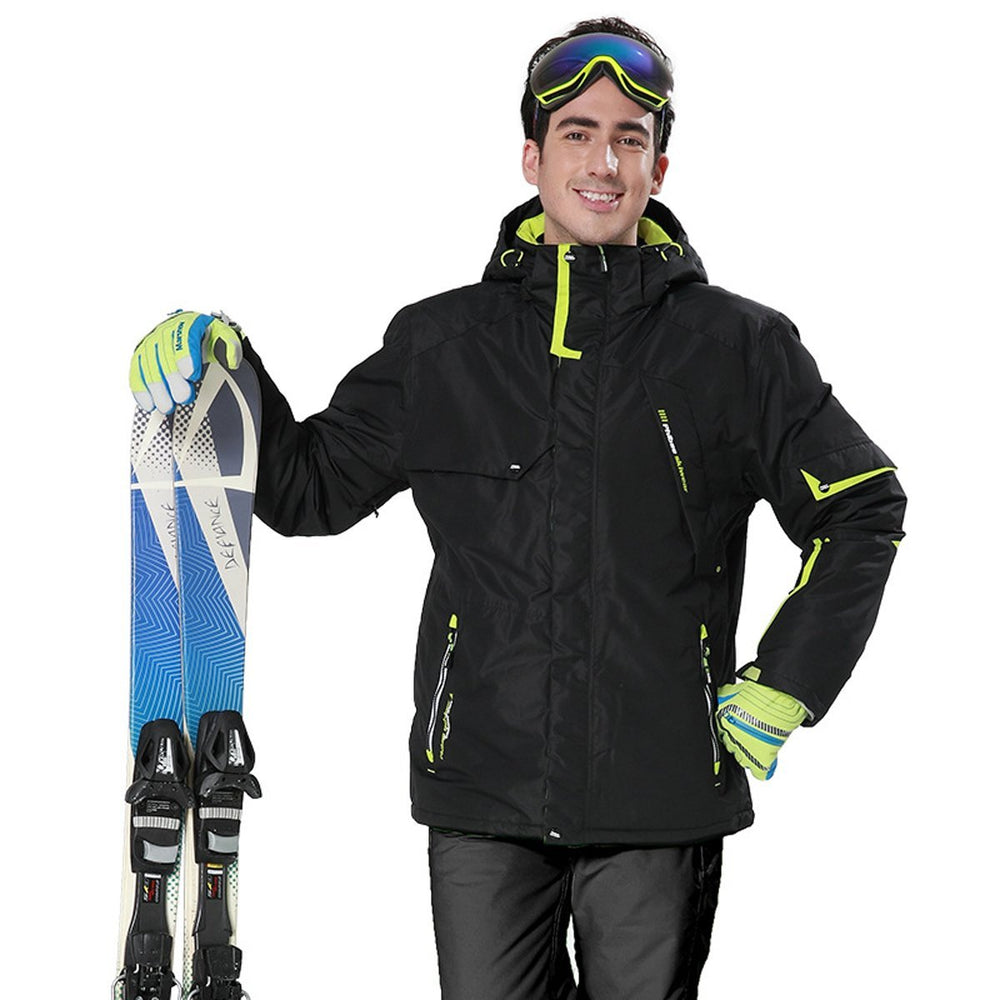 Men's Phibee Boundary Line Waterproof Outdoor Ski Jacket