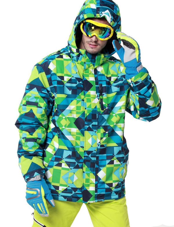 Men's Phibee Evergreen Insulated Ski Jacket - snowverb